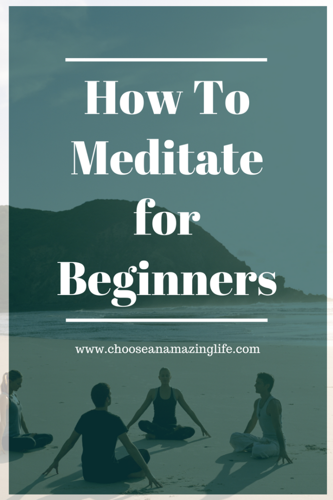 Learning how to relax and quiet your mind will be one of the most beneficial things you can ever do for yourself. You can do this by practicing meditation. If you have never done it before, you are in for a treat! Click on this link to learn how to start meditating today and why you should want to!