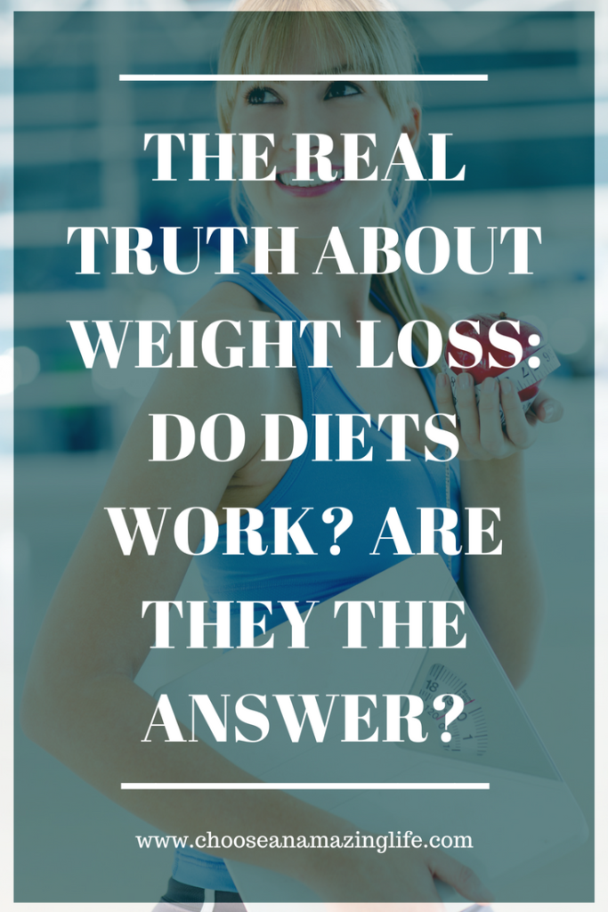 If you are anything like the majority of the world, you have probably tried your fair share of diets with little to no success. Diets have been around for ages and there are so many different types it can be very confusing to know which one works best for your body. Do diets even work? Click here to find out more: