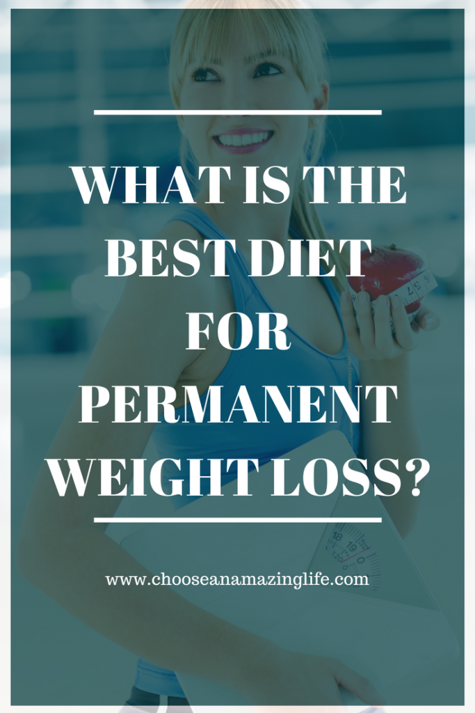 Diets have been proven over and over again to NOT WORK, yet so many of us are tempted and give in to the newest dieting fads, with hopes of losing weight and feeling great. It is time we learn the truth about dieting and what the BEST diet is for permanent weight loss. Click here to find out!