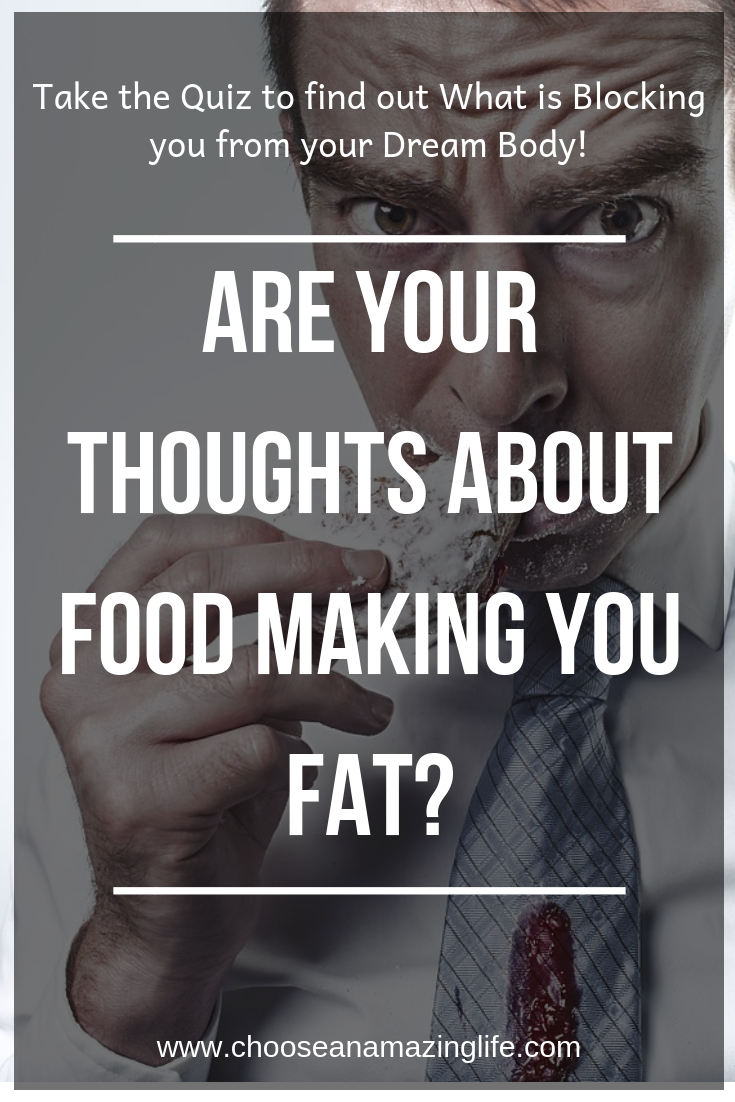 We have been programmed to belief that certain foods are good for us and others are harmful and can make us fat, but what if that was a LIE? Wouldn't it be great if we could eat donuts and enjoy french fries without the guilt? Well, we can.. click here to find out why!