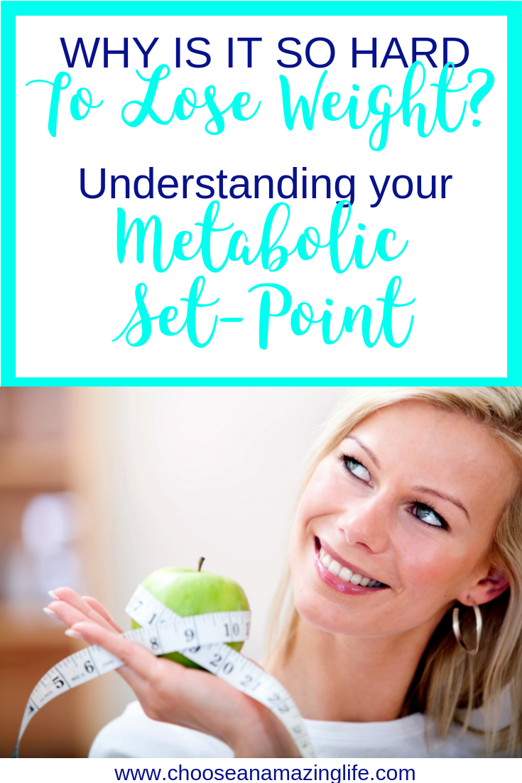 Is it hard for you to lose weight? Do you feel like you've tried diet after diet with not permanent results? Then you need to know this...
