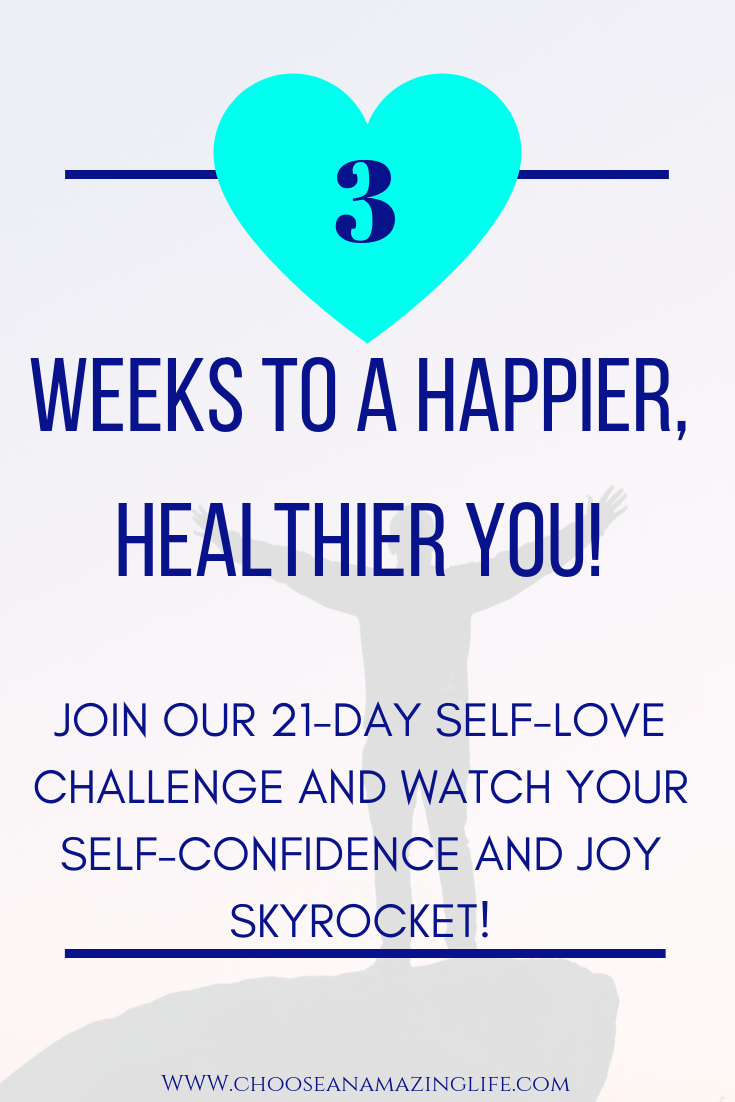 Learn how to love and accept yourself with this easy-to-do email sequence!