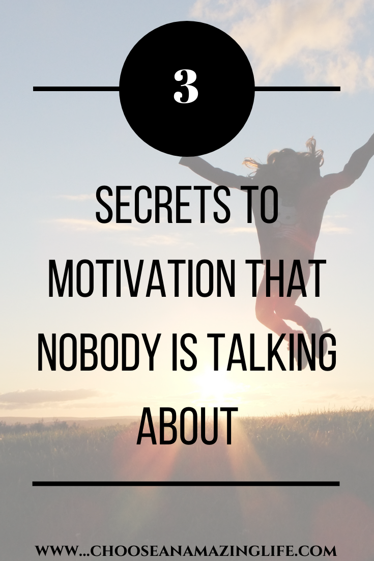 Want to Get Motivated for REAL?