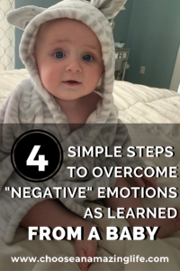 We can learn so many life lessons from babies!