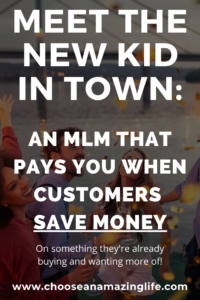 Want to try an mlm but think you suck at selling? This new company was built for you!