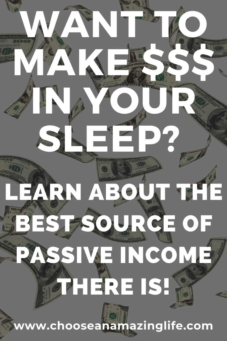 Want to Make Money in Your Sleep and Learn the Secrets of the Rich?