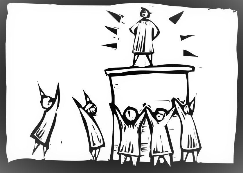 Why Do We Hero Worship?
